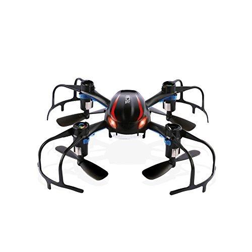 TEC.BEAN Drone quadrirotore Mini RC X902 BlackWidow con...