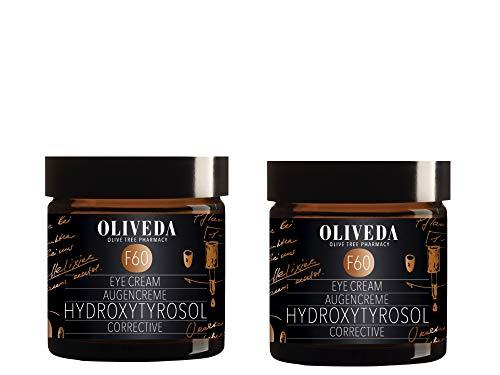 Oliveda Corrective Augencreme 2x30ml - F60