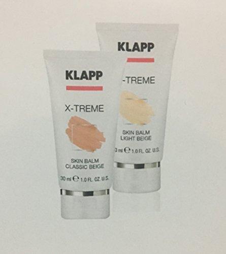 Klapp: X-TREME Skin Balm (30 ml): Klapp: Farbe: X-TREME Skin Balm Light Beige (30 ml)
