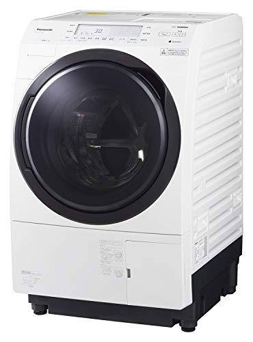 パナソニック ななめドラム洗濯乾燥機 10kg 左開き クリスタルホワイト NA-VX700BL-W