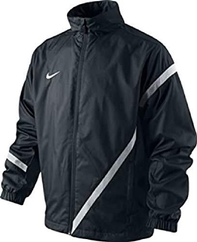 Nike Kinder Jacke Competition 12 Sideline Wp Wz, Black/White/White, XS