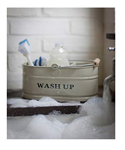 Emaille Küche Abwasch ordentlich sinken