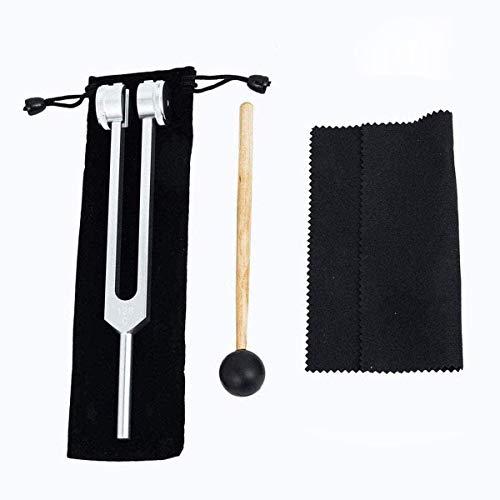 EastRock 128-Hz Stimmgabel, Standard-Klavier-Violin instrumentenunterricht, medizinisches Heilungsinstrument, bietet Ihnen klare Töne (128 Hz)