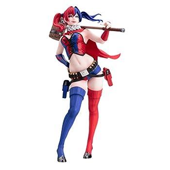 Kotobukiya DC Comics Harley Quinn Bishoujo Statue  New 52 Version