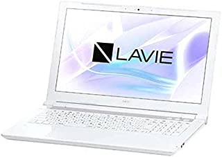 NEC 15.6型 ノートパソコン LAVIE Note Standard NS630/JAWエクストラホワイト(Office Home&Business Premium プラス Office 365) PC-NS630JAW