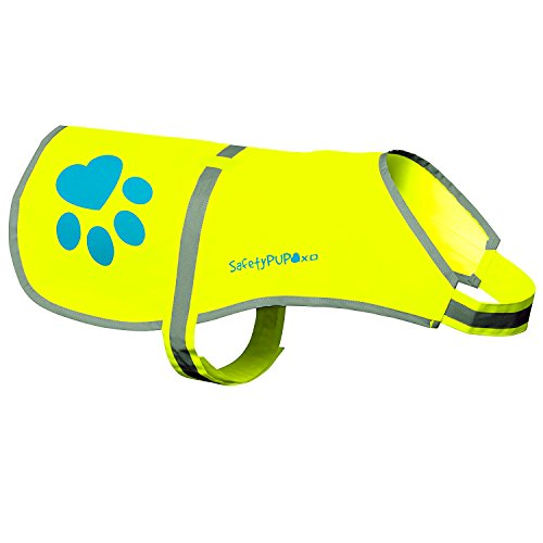 SafetyPup XD Reflective Dog Vest