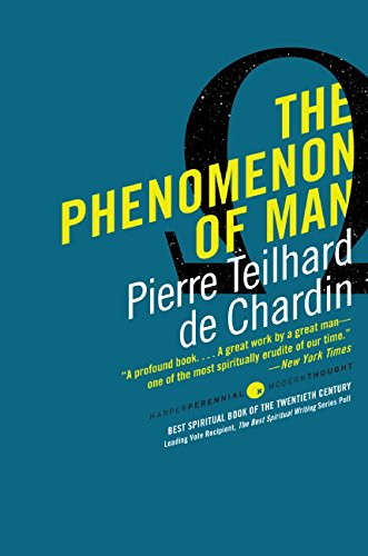 The Phenomenon of Man (Harper Perennial Modern Thought)