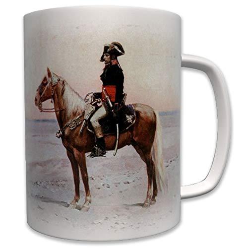Napoleon Bonaparte Frankreich Feldherr König Kaiser - Tasse Kaffee #6300