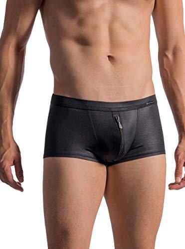 Olaf Benz Herren Zippants RED1763 Underwear Black Small
