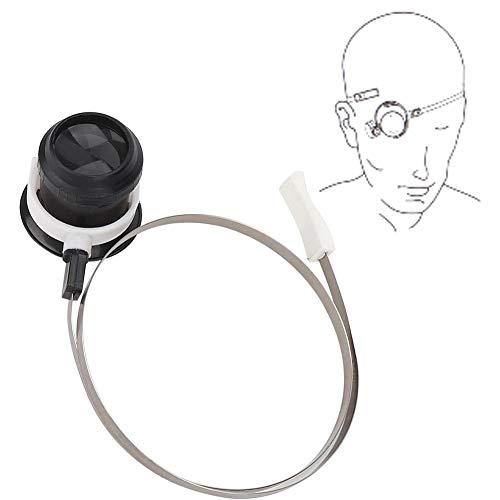 5X Oogvergroter, Hoofdvergroter Bril Vergrootglas Loeplens Horlogereparatie-accessoire met hoofdband voor horlogereparatie Leeswimper Hobby-ambachten