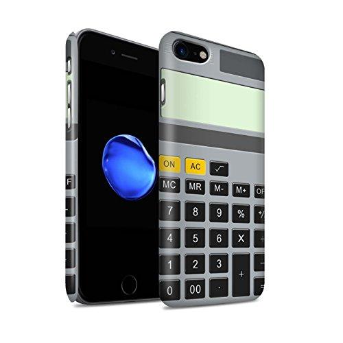 Stuff4 telefoonhoesje/Cover/Skin/IP-3DSWM / sleutels/knoppen collectie Apple iPhone SE 2020 Rekenmachine