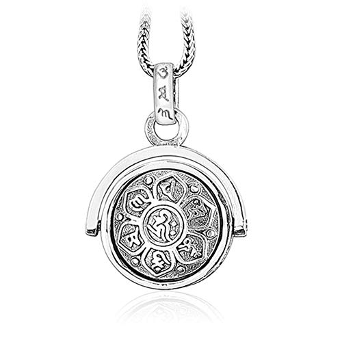LOVECOM Women's Sterling Silver Pendants Necklaces...