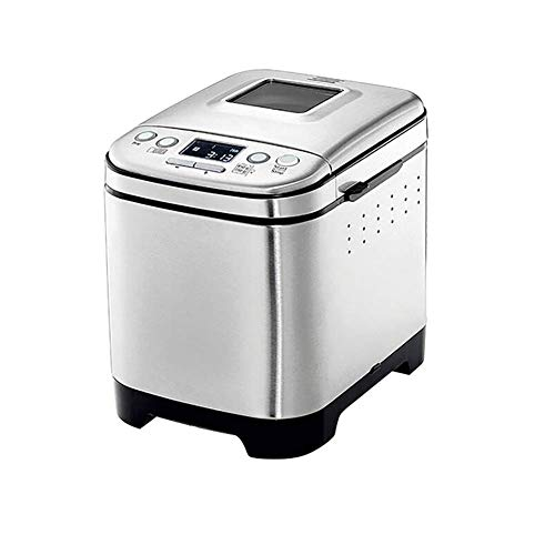 Big Save! NAN Multifunctional Automatic Bread Baking Machine, with Led Display and Nonstick Ceramic ...