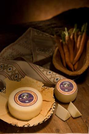 1 kg - Caprino fresco di Sepi è un ottimo esempio di formaggio di capra prodotto in Sardegna dagli artigiani di Sepi Formaggi, Marrubiu