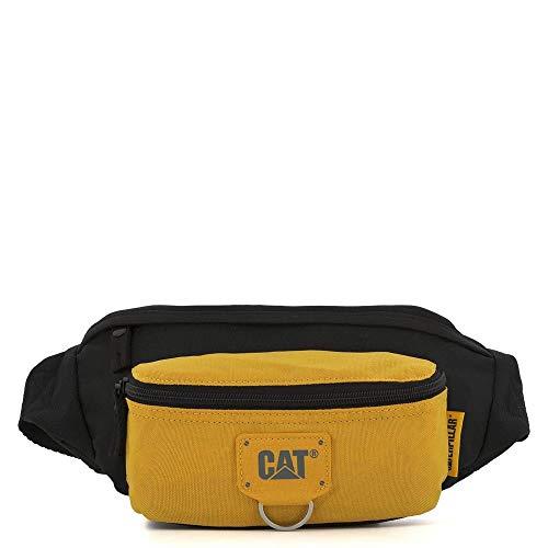 Caterpillar Raymond 83432-12 - Bolsa de Deporte (26 cm, 2 L), Color Amarillo