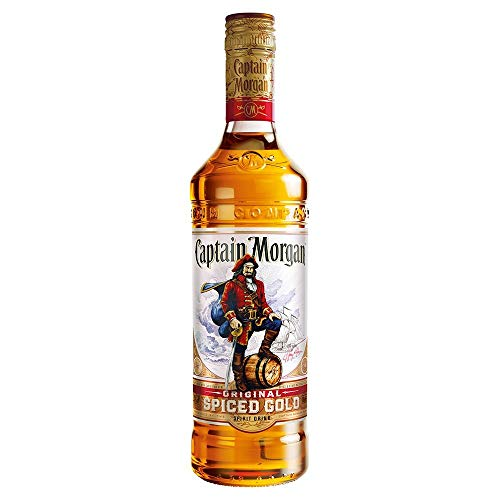 Rum Captain Morgan Spiced Gold 750ml