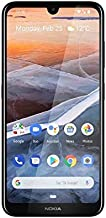 "NOKIA 3.2 Android Smartphone, 3GB RAM, 64GB Memory, 6.26"" HD+ screen, Fingerprint Sensor - Steel"