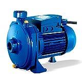 KSB Emporia CP81T2 - Bomba de agua (0,94 kW de 1 a 6,5 m3/h, trifásico, 380 V)