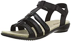 Hotter Women's Sol Extra Wide Sandal