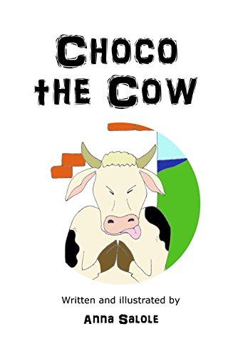 Book: Choco the Cow by Anna Salole