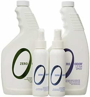 Zero Odor ZOP 1062 Lover's Kit Cats Odor Remover