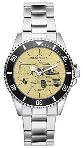 KIESENBERG Uhr - Geschenke für Hymer Tramp SL Wohnmobil Fan 6605