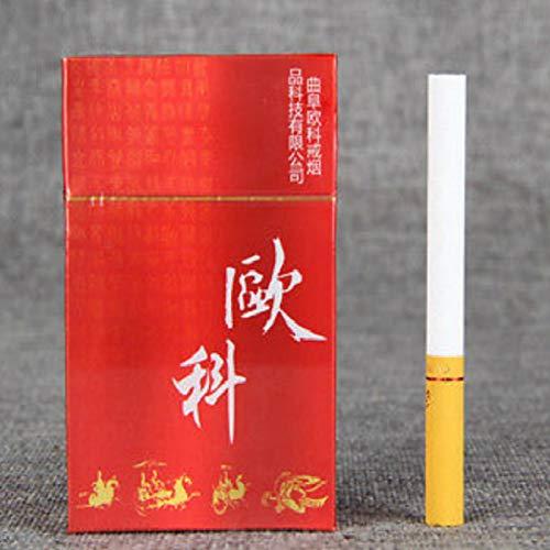 Cigarrillos de té de yunnan puerh de sin tabaco sin peso de...
