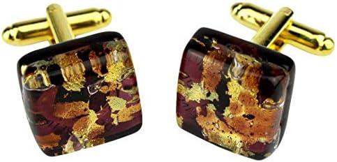 Gemelli – Violeta – Cristal de Murano Original OMG