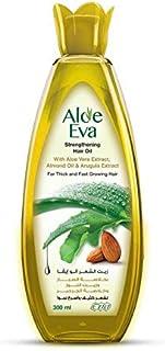 Aloe Eva Hair Oil With Aloe Vera Extract, Almond and Arugula, 300 ml