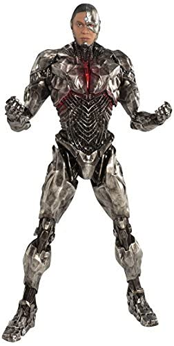 DC Comics SV214 Justice League Movie Cyborg Artfx+ Statue