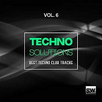 Techno Solutions, Vol. 6 (Best Techno Club Tracks)
