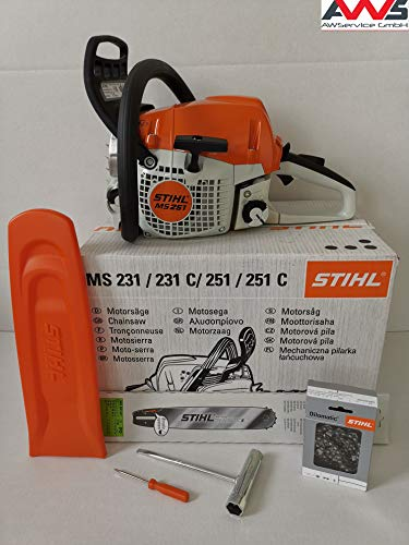 STIHL Motorsäge MS 251-40 (11432000298) (40 cm)