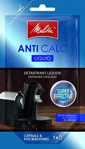Melitta vloeibare ontkalker voor capsule- en padmachines Anti Calc, 1 x 100 ml