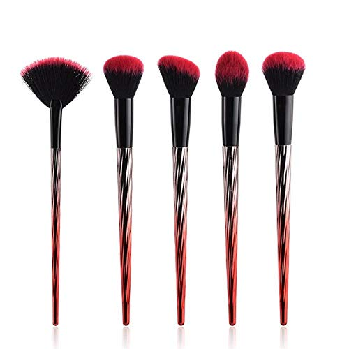 2020 New Make Up Brushes Pinceaux de maquillage multifonctionnels Correcteur de fard à paupières Pinceaux de maquillage Set Tool-05_set