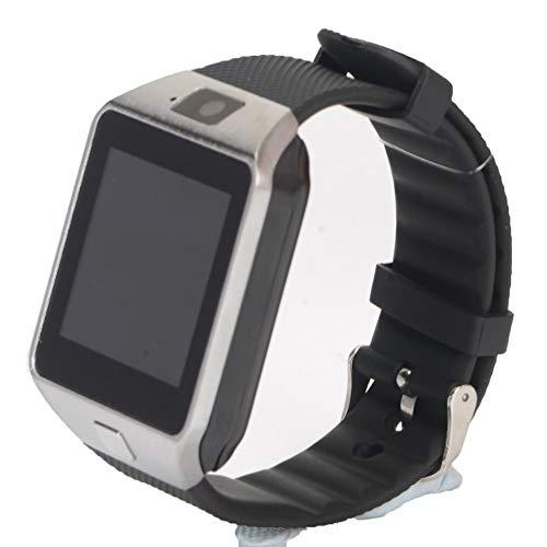 HHuin Niños Adultos Reloj Inteligente Smartwatch DZ09 Android Llamada telefónica Relogio 2G gsm SIM Tarjeta TF Cámara para iPhone para Samsung