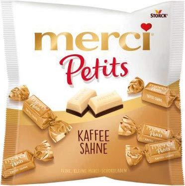 Merci Petits Kaffee Sahne, ca. 20 Stück - 12x 125 g