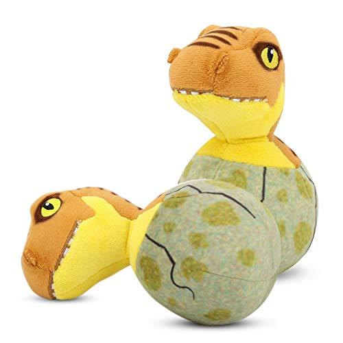 Pawaboo Stuffed Dinosaur Dog Toys,
