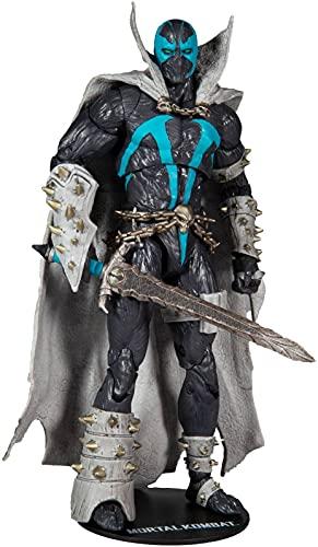 McFarlane Toys Mortal Kombat Spawn Lord Covenant Figura de acción de 7 pulgadas