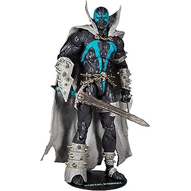 McFarlane Toys Mortal Kombat Spawn Lord Covenant 7″ Action Figure