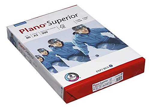 Plano Kopierpapier Superior A3 80 g/qm 500 Blatt