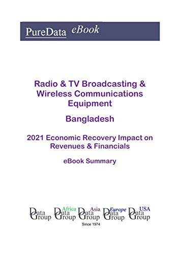 Radio & TV Broadcasting & Wireless Communications Equipment Bangladesh Summary: 2021 Economic Recovery Impact on Revenues & Financials (English Edition)