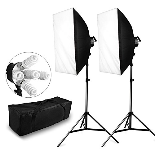 BPS Fotostudio Daylight Set mit Softboxes