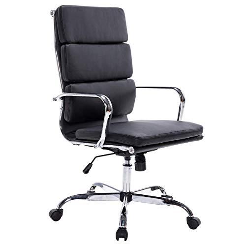 Sidanli Modern Black Office Chair