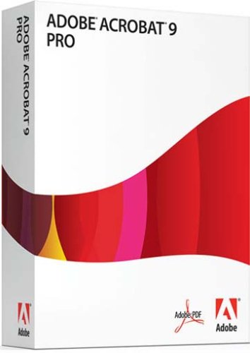 Adobe Acrobat 9.0 Pro Windows Full Fra