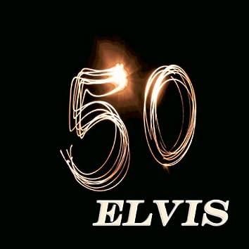 Elvis Presley : 50 Elvis