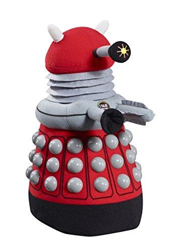 Funko 00784 Doctor Who Dalek Deluxe Talking Plush (Red)