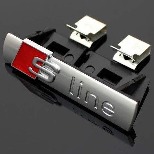 Audi A4 S-Line belettering / clip voor grill