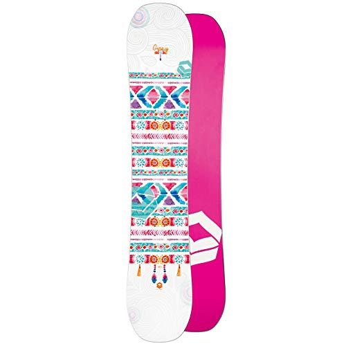 Ftwo Damen Freestyle Snowboard Gipsy 2019~152 cm Flat Rocker