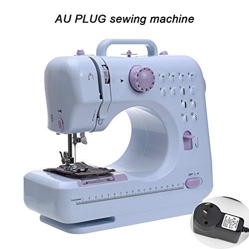 Amis * * Máquina de coser mini máquina de coser de mano punto Accesorios Ruso España Hebreo Manual FHSM505 Tricot Eléctrico AU PLUG