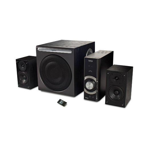 Edifier C3 - Sistema de Audio 2.1 con Mando a Distancia, 46 W